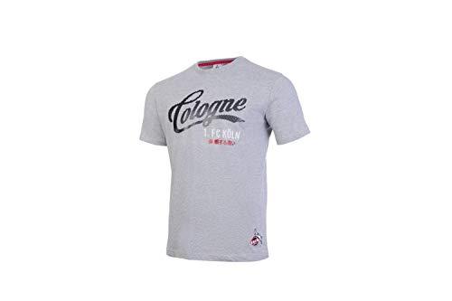 Koeln 1. FC T-Shirt Frohngasse Gr. L
