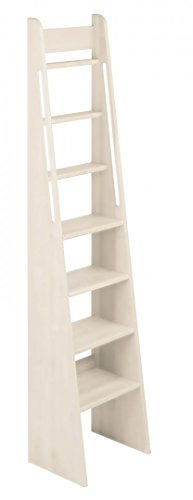 BioKinder 23810 Noah Treppen-Leiter Hochbett Treppe aus Massivholz Kiefer 180 cm
