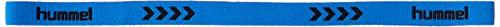 [ヒュンメル] ヘアバンド ワイドヘアゴム メンズ ブルー×ブラック (6090) 日本 フリーサイズ (FREE サイズ)