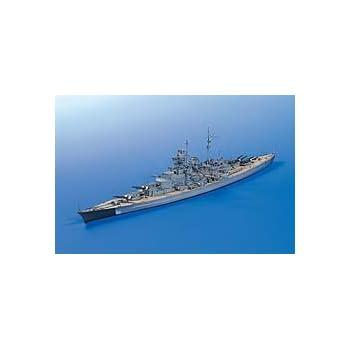 青島文化教材社 1/700 ウォーターラインシリーズ 戦艦ビスマルク