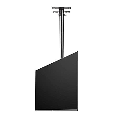 Inicio Equipos Soporte para TV Soporte para TV de techo ajustable y resistente Se adapta a la mayoría de los monitores de plasma LED LCD de 14 42 'Pantalla plana de pantalla plana con 200x200 10010