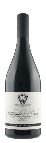 Confezione da 6 Bottiglie Vino Rosso 05035 Ciliegiolo di Narni IGT Bio Leonardo Bussoletti -cz
