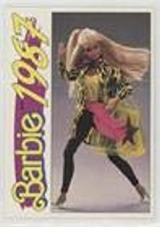 Concert Tour Fashions 1987 (Trading Card) 1991 Action/Panini Another First For Barbie - [Base] #141