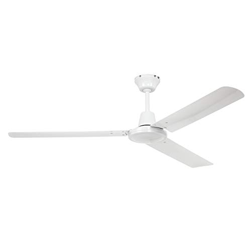 Casafan Deckenventilator Tristar II 140 WE weiß 140cm 3 Flügel Ventilator 4024397341337
