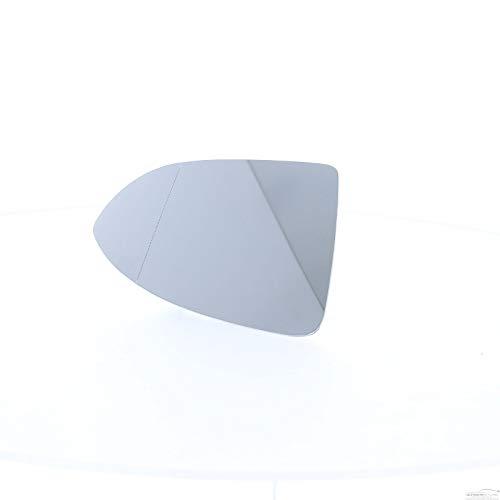 Deurspiegel glas verwarmd linkerhand kant