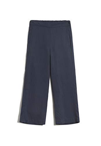 ARMEDANGELS Damen Hose aus Tencel™ Lyocell - KAMALAA - M Frozen Blue 100% Lyocell (Tencel™) Hose Stoffhose