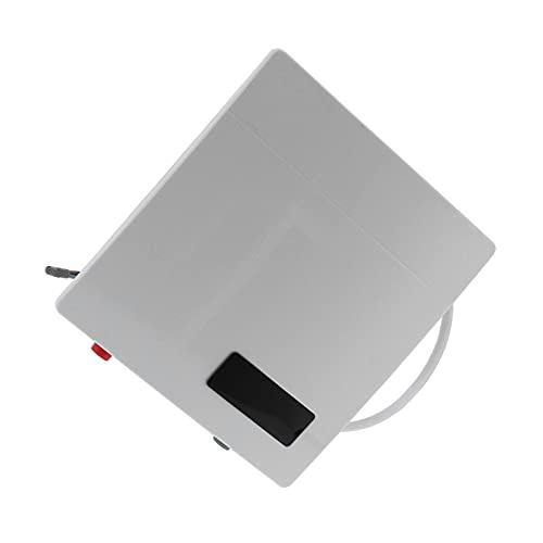 Semiter Scaldabagno, scaldabagno Elettrico Regolazione Continua della Temperatura per Bar in Cucina, Scuola, Ospedale, comunità e Parrucchiere.