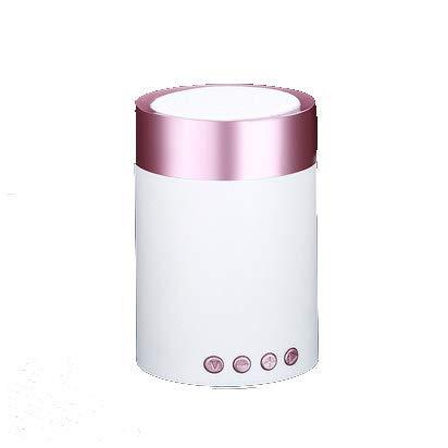 ZZWBOX Altavoz Bluetooth portatiles Energy sistem,Altavoces Estudio pc,Compatibilidad Inteligente, Sonido 4D, duración de la batería Fuerte,Pink