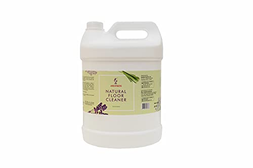 Aromeds Baby Safe and Pet Friendly Natural Floor Cleaner | Toilet Cleaners| Tile Cleaner| Bathroom Cleaner| Surface Cleaner with Lemon-Grass Oil-5 Ltr