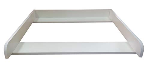 Plan à langer, Polini Kids pour Commode IKEA MALM Couleur blanc, 1353.9
