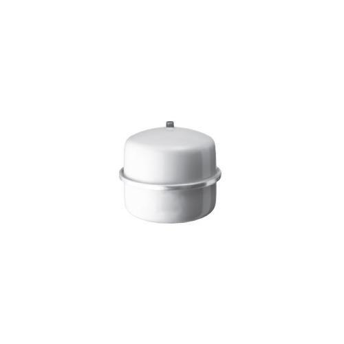 Buderus Logafix Membran Druckausdehnungsgefäß für Heizungsanlagen 18 - 80 Liter, Nennvolumen:25 Liter, Farbe:weiß