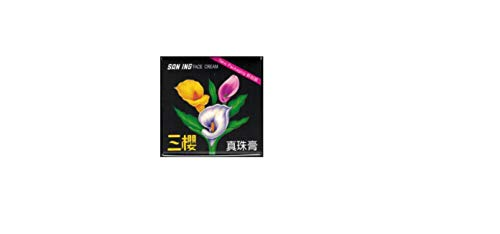 Pearl Cream , San Ing Face Cream , 0.3 Oz