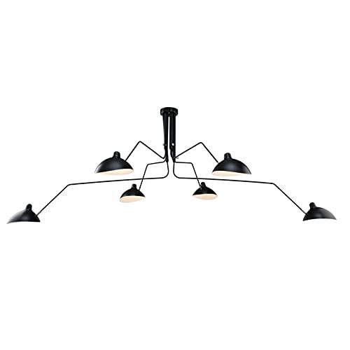 RAVEN 6 - Lámpara de techo