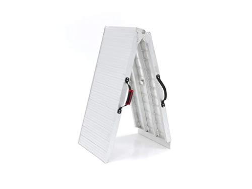 Auffahrrampe ACEBIKES Foldable Ramp Heavy Duty Extra Breit Rampe Aluminium 500kg