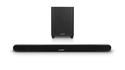 Home Cinema 300W Groove Theater Wireless · Sistema Audio 2.1· Potenza Complessiva: 300W · Bluetooth 2.1fino a 10m · ingresso ottica · ingresso coassiale · AUX-in · telecomando a distanza