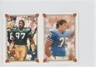 Tim Harris; Ray Childress (Football Card) 1987 Topps Album Stickers - [Base] #240-92