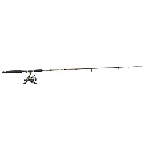 Mitchell Tanager Camo Tele Spin Combo - Caña de Pescar y carretes