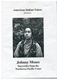 American Indian Voices presents Johnny Moses