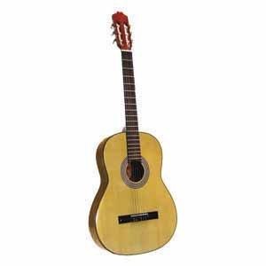 La Sevillana Guitarra Clasica-O4, color natural