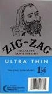Zig Zag Ultra Thin 1 1/4 Rolling Papers 24pk