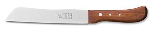 Windmühlen Brotmesser Glatte Schneide, Nicht rostfrei, 18,2cm, Holz, braun, 40.4 x 8.8 x 3.4 cm
