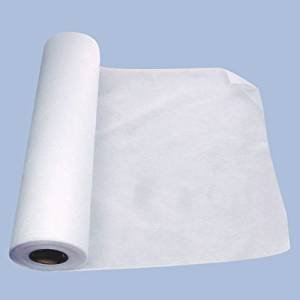 Huini 4 Rolls (50 Sheets/roll) Perforated 200 Count Disposable Sheet Roll: 24