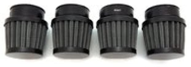 Small Black 39mm Air Filter Pod Set - CB500 CB550 CB750