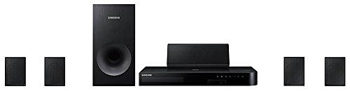 Samsung HT-J4500K/ZX Teatro en Casa, 5 Canales, 500 W