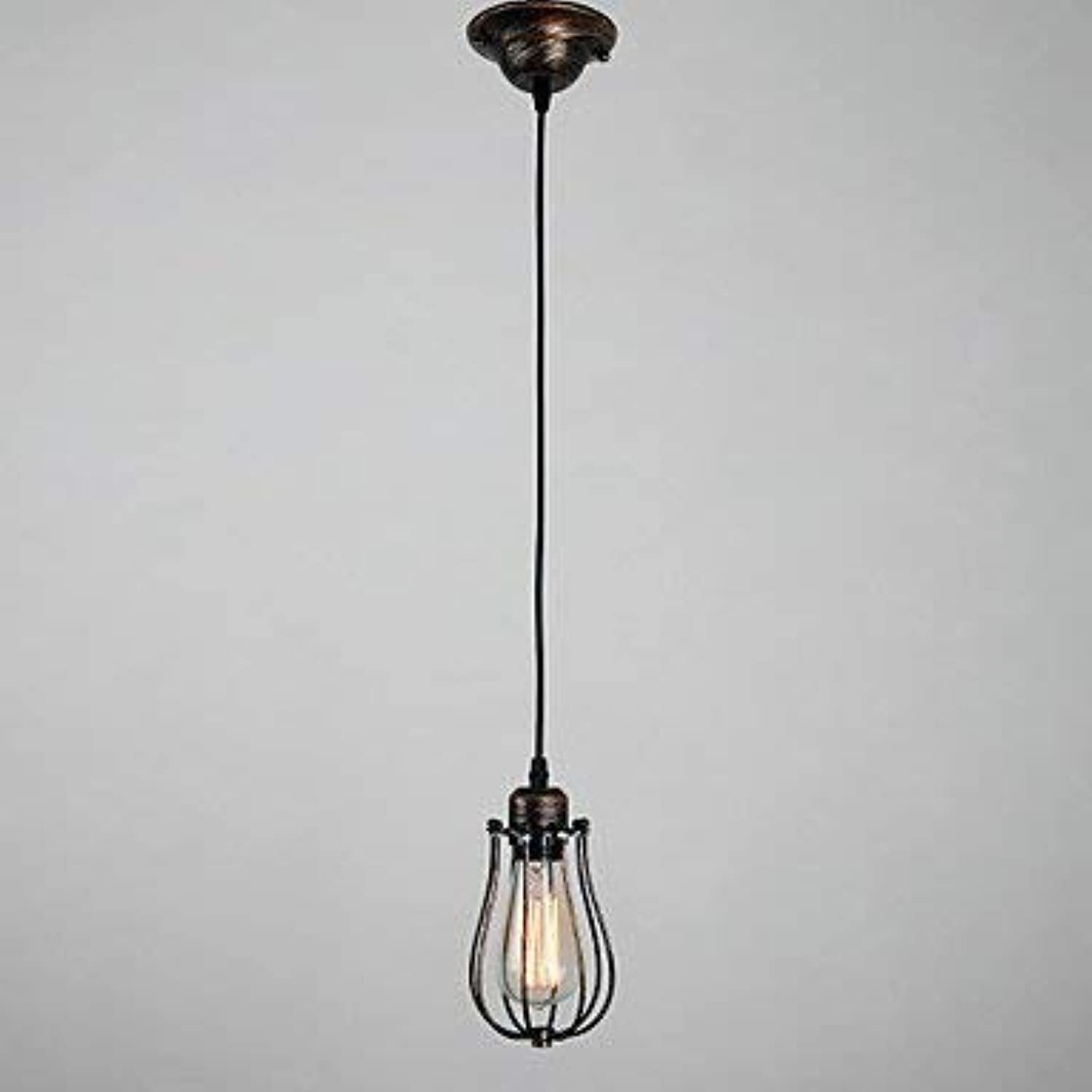 Country Style Mini Lampe, 1Light Retro (BBBY), 220-240V
