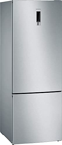 Siemens KG56NXIEA iQ300 Combinazione di frigorifero a mani libere/E / 262 kWh/anno / 508 l/hyperFresh 0° / noFrost/bigBox/LED EmotionLight