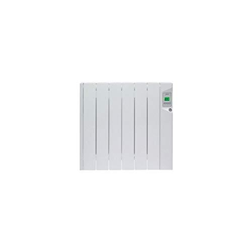 Radiador eléctrico inercia en pared Ducasa
