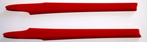 OAKLEY/オークリー メガネフレーム CROSSLINK/クロスリンク イヤーソック Red/赤 品番 RTE3642AA C00011 OR RTE3642AA C00013 旧品番100-007-024 OR 100-151-009 (外側のOAK