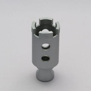 ダイヤモンド 削孔コアドリルビット ディスクグラインダ用 石材/花崗岩/御影石/コンクリート用 M10ネジ式 (25mm)