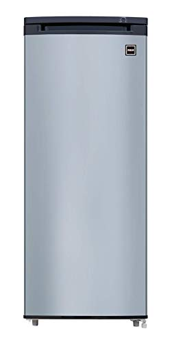 RCA RFRF695 Upright Freezer, 6.5 cf Stainless