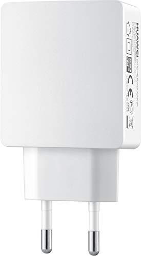 HUAWEI 55030254 Netzteil mit 5 V und 2 A Ausgangsleistung, Micro-USB Daten-/ Ladekabel Weiß - 5
