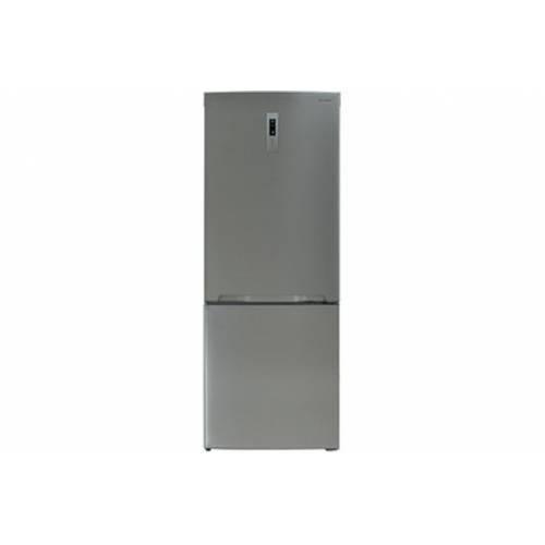 Sharp SJC2357E0I Libera installazione 357L A++ Acciaio inossidabile frigorifero con congelatore