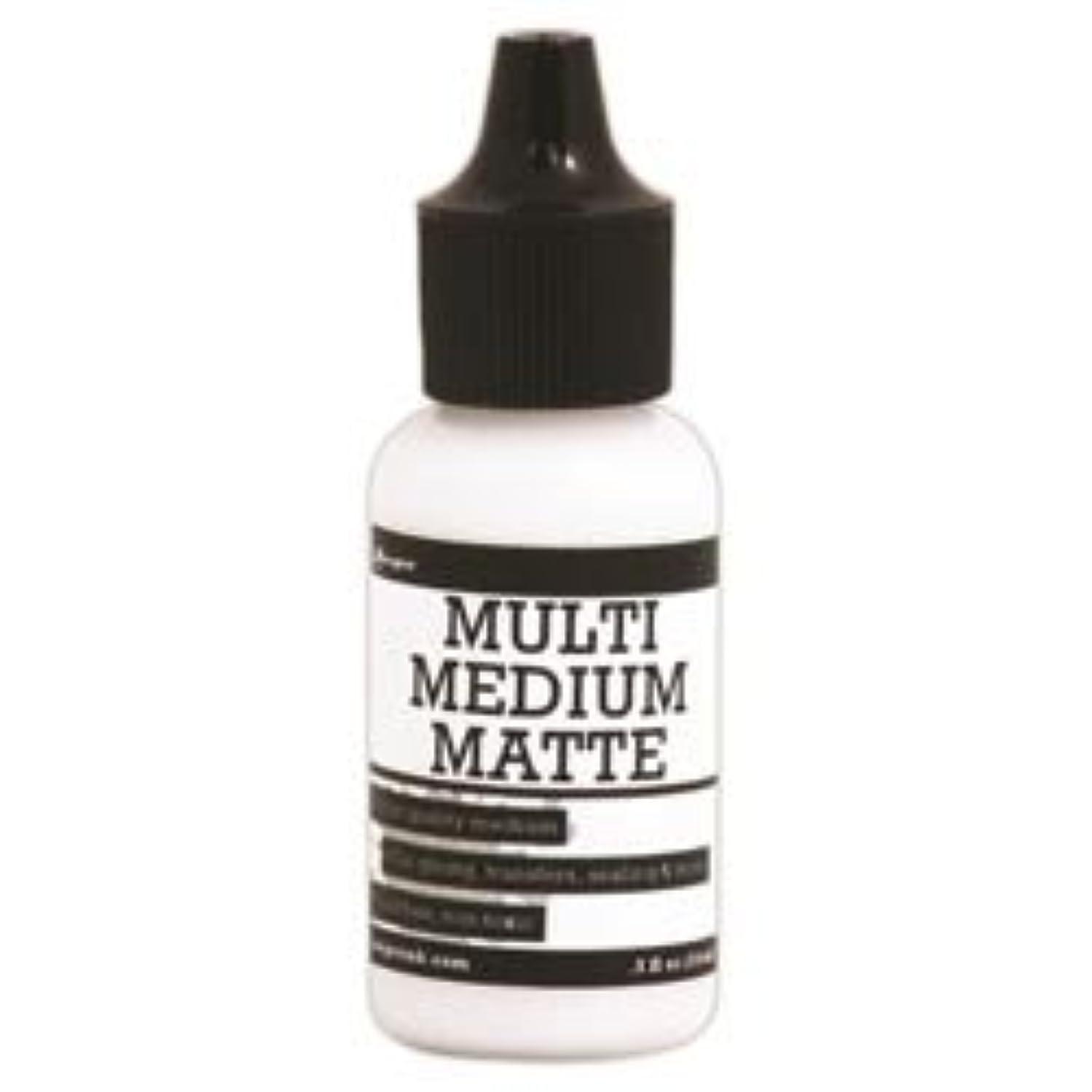 Bulk Buy: Ranger Inks (3-Pack) Multi Medium .5oz Bottle Matte INK41511