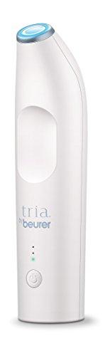 Tria by Beurer LAS 50 PRECISION Haarentfernungslaser weiß; effektivste Technologie zur dauerhaften Haarentfernung; speziell für kleine Körperstellen