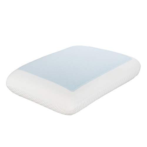 Velraptor Contour Pillow Soft Cervical Pillow – Memory Foam Orthopedic Pillow – Premium Neck Support Pillow – Best Cervical Neck Pillow for Side & Back Sleeper