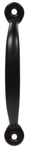 The Hillman Group Hardware Essentials 851908 Black Screen Door Pull (4-3/4