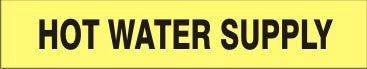 Hot Water Supply Max 49% OFF – Pipe Lowest price challenge Marker Units Vinyl- Adhesive 18 -
