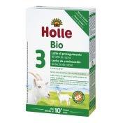 HOLLE Leche DE CONTINUACION DE Cabra 3 +10 Meses 400 gr, No aplicable
