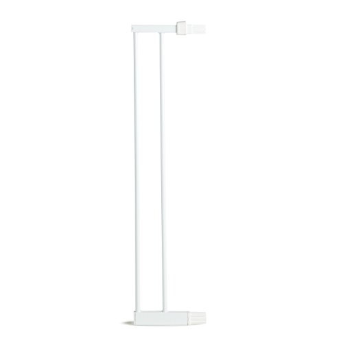 Munchkin Universalerweiterung für Tür-/Treppenschutzgitter, 14 cm, weiß