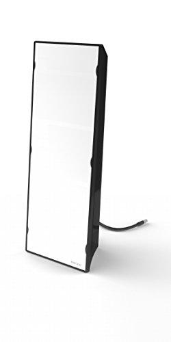 Dayvia Slimstyle Lampe de Luminothérapie LED plastique noir