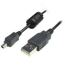 Replacement U-4 U4 USB Data Cable Cord for Select Kodak Easyshare Digital Cameras  Compatible Models Listed Below