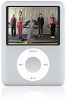 Apple iPod nano 4 GB 3rd Generation (Silver) (Discontinued by Manufacturer) photo