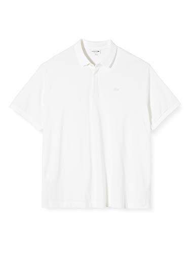 Lacoste Herren PH5522 Poloshirt, Weiß (Blanc), Large
