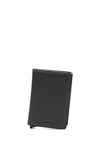Secrid Carteira Slim Original Black - So-black