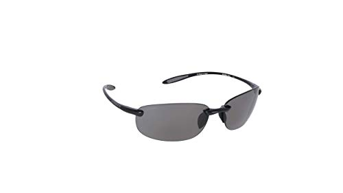 Serengeti Eyewear Sonnenbrille Nuvino, Shiny Black, M, 7318