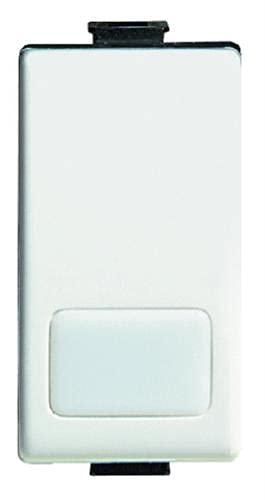 Matix Interruttore 1P 16A 1M, Bianco